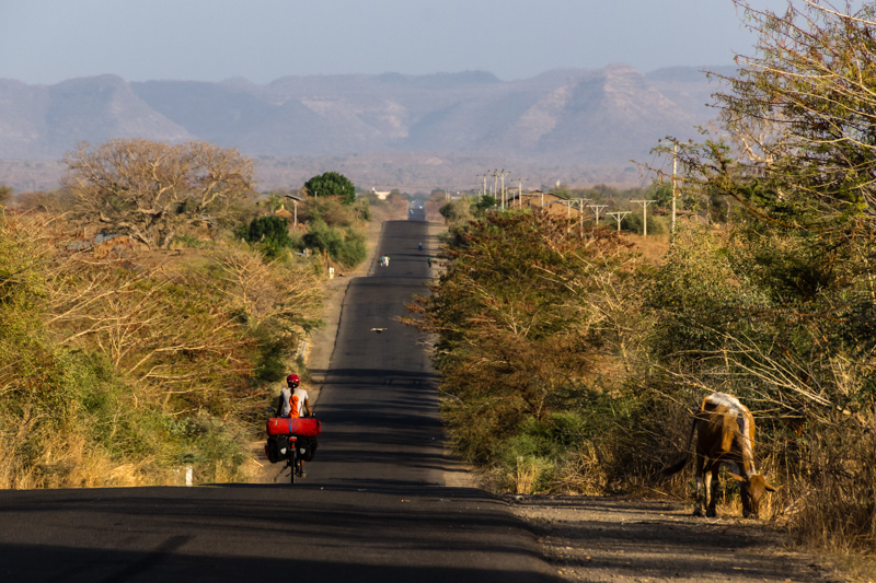 cycling in Ethiopia