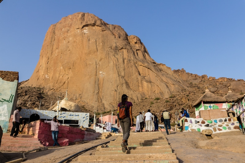rocks of Kassala