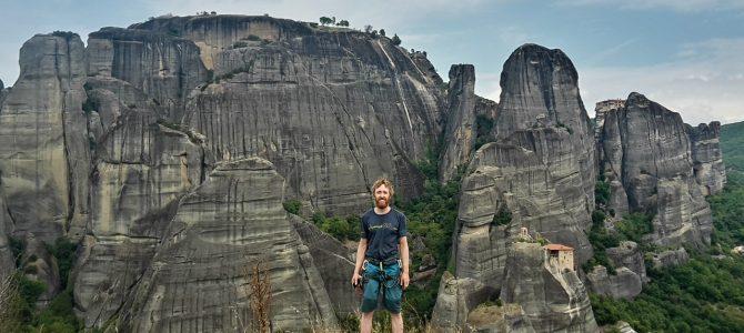Greece #2 – Meteora and the Pillar of Dreams