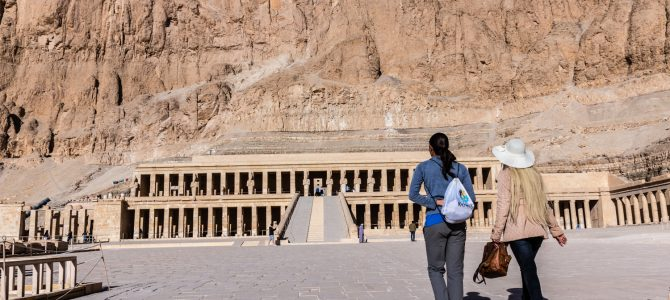 Luxor and The Valley of the Kings (Egypt #12)