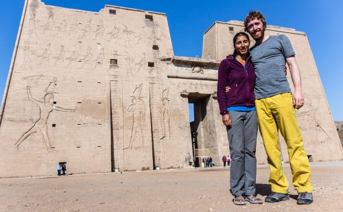 Edfu Temple and Nubia (Egypt #14)