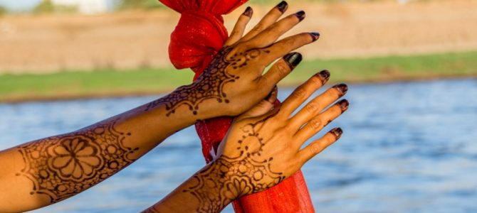 Henna Day with the Ladies (Sudan #8)