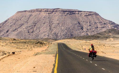 Cycling the Sahara Desert (Sudan #1)