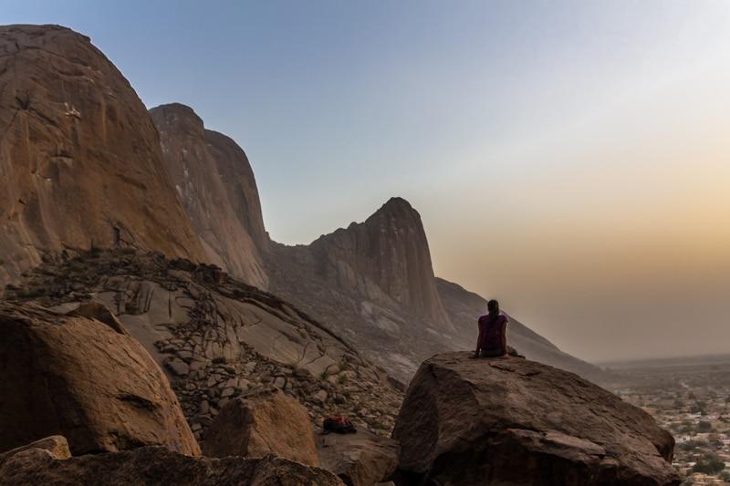Mountains of Kassala, Sudan - The Yosemite of Africa - Rock, Road & Rhino